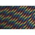 Купить 550 паракорд - темная радуга (М1)