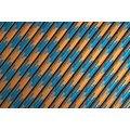 550 паракорд - оранжево-синий (М5) от Розничный SUR