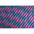 550 паракорд - розово-голубой (М1) от Survival Market