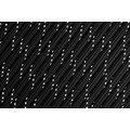 Светоотражающий 550 паракорд - черный от Survival Market