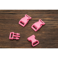 Фастекс 16 мм - розовый от Магазин паракорда и фурнитуры Survival Market