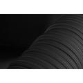 550 паракорд - Black (100 метров бобина) (Украина) от Магазин паракорда и фурнитуры Survival Market
