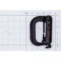 Карабин GRIMLOC Locking D-Ring - черный от Магазин паракорда и фурнитуры Survival Market