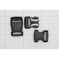 Фастекс для экипировки 25 мм (черный) от Магазин паракорда и фурнитуры Survival Market