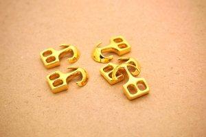 Купить Якорь (1) золото