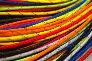 Купить Оптом паракорд в мотках по 30 метров - светоотражающий