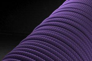 Паракорд 2 мм -  фиолетовый от Розничный SUR