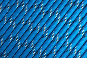 550 паракорд - синий пестрый (М5)