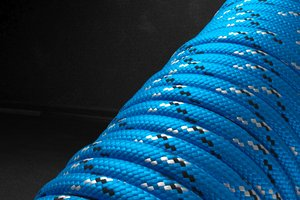 550 паракорд - синий пестрый (М5) от Survival Market