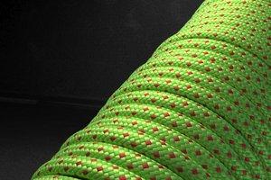 550 паракорд - зеленое яблоко (М4) от Розничный SUR