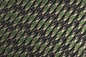550 паракорд - зеленый камо от Магазин паракорда и фурнитуры Survival Market