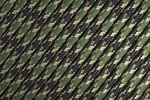 550 паракорд - зеленый камо от Survival Market