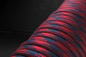 550 паракорд - нави-красный (М4) от Розничный SUR