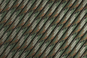 550 паракорд - олива камо от Магазин паракорда и фурнитуры Survival Market