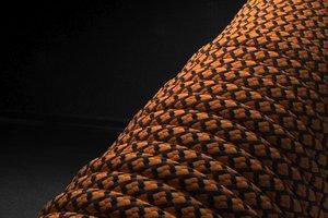 550 паракорд - оранжевая змея от Survival Market