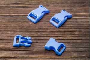 Фастекс 16 мм - голубой от Магазин паракорда и фурнитуры Survival Market