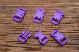 Фастекс 10 мм - фиолетовый от Магазин паракорда и фурнитуры Survival Market
