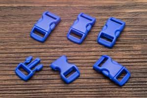 Фастекс 10 мм - темно-синий от Магазин паракорда и фурнитуры Survival Market