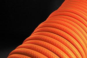 550 паракорд EdcX - Sofit orange (Украина) от Магазин паракорда и фурнитуры Survival Market