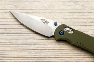 Нож Ganzo Firebird F753M1 (армейский зеленый) от Магазин паракорда и фурнитуры Survival Market