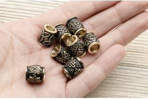 Набор бусин в кельтской тематике (8 шт) от Survival Market