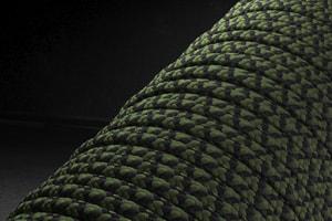 Паракорд 2 мм - армейская змея от Survival Market