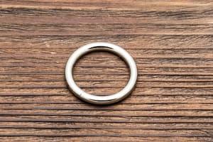 Кольцо сварное 25 мм от Магазин паракорда и фурнитуры Survival Market