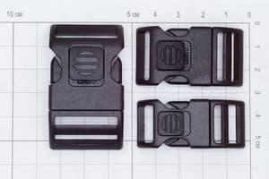 Фастекс 20 мм со стопором от Магазин паракорда и фурнитуры Survival Market