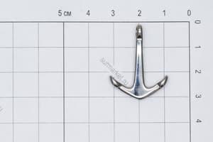 Якорь (7) отверстие 3 мм (хирургическая сталь) от Магазин паракорда и фурнитуры Survival Market
