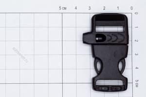 Фастекс 18 мм со свистком от Магазин паракорда и фурнитуры Survival Market