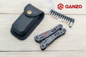 Мультитул Ganzo G302B (special Black edition) от Магазин паракорда и фурнитуры Survival Market