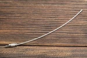 Трос-стяжка металлический 15 см от Магазин паракорда и фурнитуры Survival Market