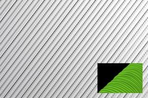 Паракорд 2 мм - светящийся белый от Магазин паракорда и фурнитуры Survival Market