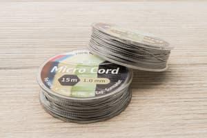 Микрокорд (1 мм, 15 метров) серый от Магазин паракорда и фурнитуры Survival Market