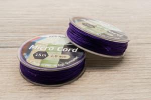 Микрокорд (1 мм, 15 метров) фиолетовый от Магазин паракорда и фурнитуры Survival Market