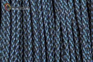 550 Paracord Atwood (USA) - Blue Spec Camo от Магазин паракорда и фурнитуры Survival Market