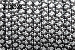 PPM cord (EdcX) 6 мм - серая змея от Магазин паракорда и фурнитуры Survival Market