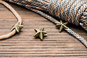 Пятиконечная звезда (К2) от Магазин паракорда и фурнитуры Survival Market