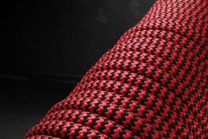 550 паракорд Waves - красный от Магазин паракорда и фурнитуры Survival Market