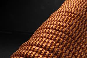 550 паракорд Waves - оранжевый от Магазин паракорда и фурнитуры Survival Market