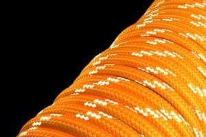 550 паракорд EdcX - Reflective Yellow Orange (Украина) от Магазин паракорда и фурнитуры Survival Market
