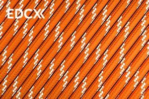 550 паракорд - Reflective Sofit Orange (100 метров бобина) (Украина) от Магазин паракорда и фурнитуры Survival Market