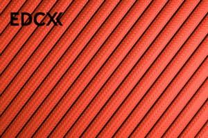 550 паракорд EdcX - Light Red (Украина) от Магазин паракорда и фурнитуры Survival Market