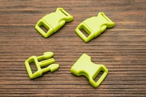 Фастекс 16 мм - ярко-зеленый от Магазин паракорда и фурнитуры Survival Market