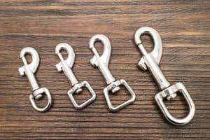Карабин Dog Collar Hook 54 mm от Магазин паракорда и фурнитуры Survival Market