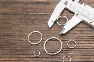 Кольца заводные 16 мм (комплект) от Магазин паракорда и фурнитуры Survival Market