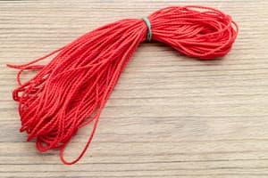 Микрокорд полипропилен (1,2 мм, 15 метров) красный от Магазин паракорда и фурнитуры Survival Market