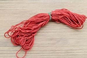 Микрокорд полипропилен (1,2 мм, 15 метров) пыльно-красный от Магазин паракорда и фурнитуры Survival Market