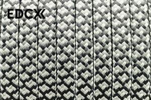 PPM cord (EdcX) 8 мм - Gray Snake от Магазин паракорда и фурнитуры Survival Market