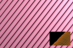 Светящийся 550 паракорд - розовый от Survival Market